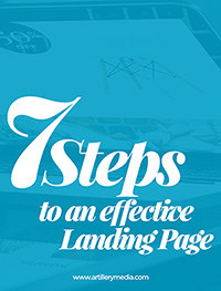 eGuide - 7 Steps to an Effective Landing Page