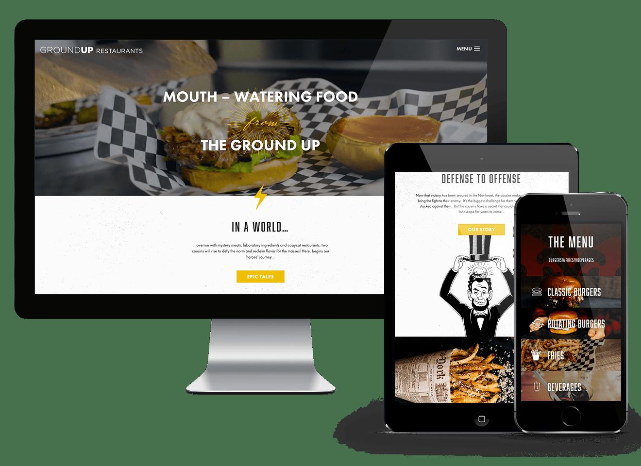 Ground Up Restaurants