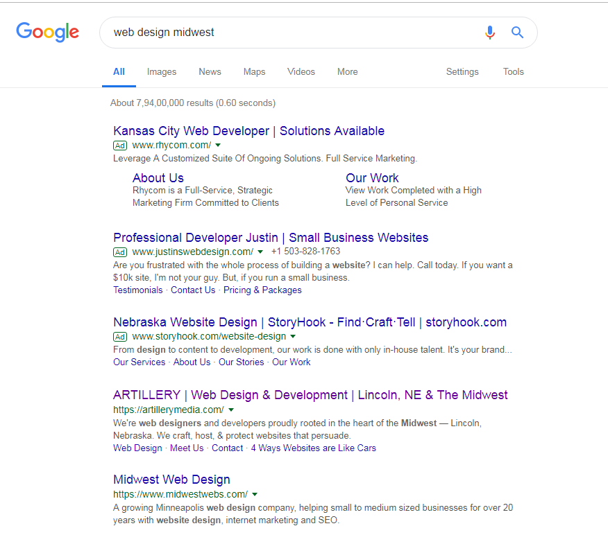 How We Made It To Google S Front Page With A 0 Budget Artillery